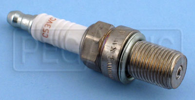 Large photo of Champion Sparkplug, 14mm - .75 Reach - Copper+, Pegasus Part No. CH C53VC