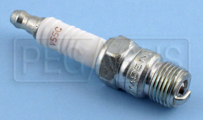 Large photo of Champion Sparkplug, 14mm .46 reach - Conical Seat, Pegasus Part No. CH V55C