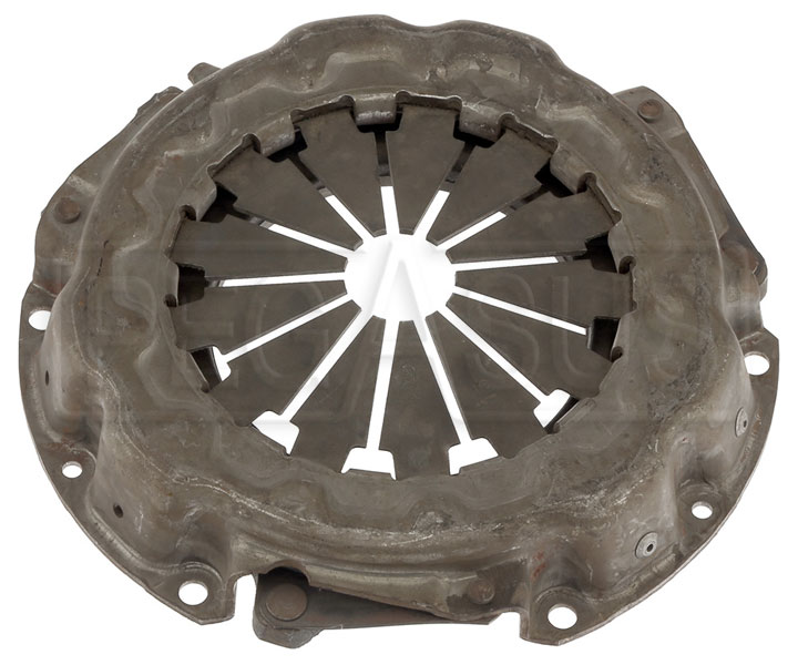 Large photo of Clearance High Performance Clutch Cover, 200mm, Pegasus Part No. CLCP2811-1