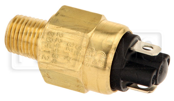 Large photo of Replacement Pressure Switch for Accusump EPC, 20-25 psi, Pegasus Part No. CM 24-271-110