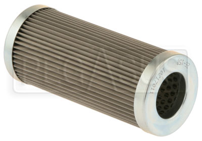 Large photo of Canton Tall Oil Filter Element, 40 Micron Cleanable Screen, Pegasus Part No. CM 26-150