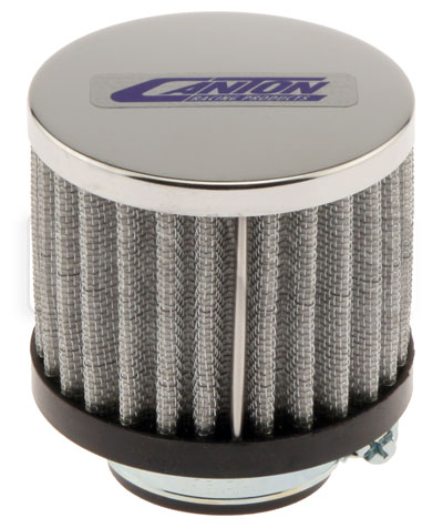 Large photo of Canton Clamp-On Breather Filter, Pegasus Part No. CM 65-500