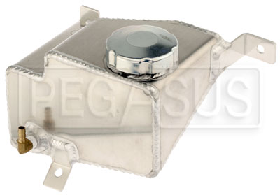 Large photo of Canton Aluminum Coolant Tank, 90-97 Mazda Miata, Pegasus Part No. CM 80-275