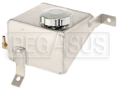 Large photo of Canton Aluminum Coolant Tank, 99-05 Mazda Miata, Pegasus Part No. CM 80-276