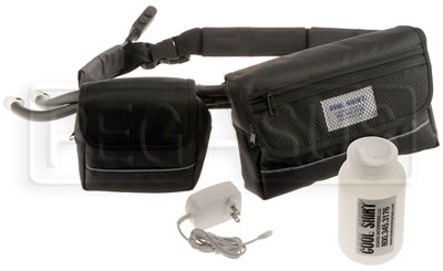 Large photo of Cool Shirt Waist Pack Cooler System (No Shirt), Pegasus Part No. CS2013