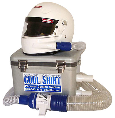 Large photo of Cool Shirt Cool Air System, specify 12 or 24 Quart, Pegasus Part No. CS207-Size