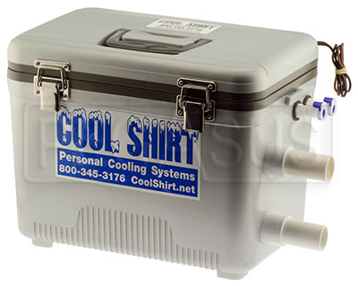 Large photo of Cool Shirt Pro Air and Water Cooler Only, 12 Quart, Pegasus Part No. CS232