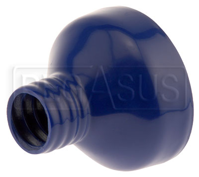 "Large photo of Cool Shirt Blower Hose End Fitting, 4"" to 1.5"", Pegasus Part No. CS464"