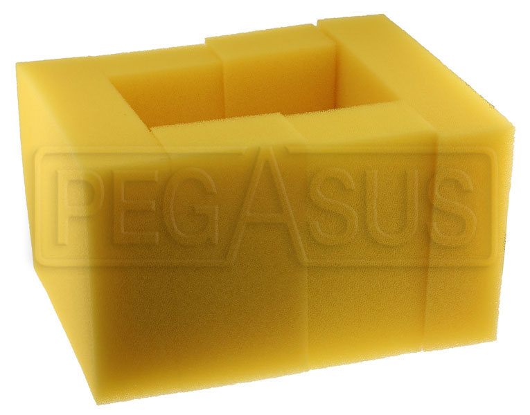 Large photo of Fuel Safe Foam Baffling Only for Sportsman 17 Gallon Cell, Pegasus Part No. FS FB117
