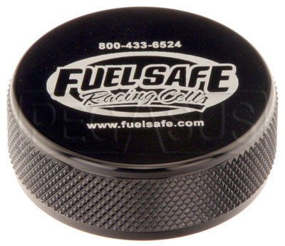 "Large photo of Fuel Safe 1.75"" Non-Vented Filler Cap, Pegasus Part No. FS FC175"