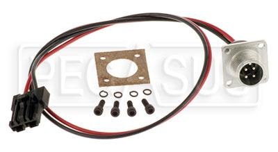 Large photo of Fuel Safe Male 2-Wire Fuel Pump Harness, Inside Tank, Pegasus Part No. FS WH04M2