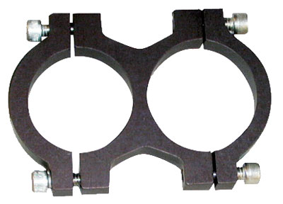 Large photo of Longacre Penske Shock Reservoir Bracket, 1.75 inch, Pegasus Part No. LA22764