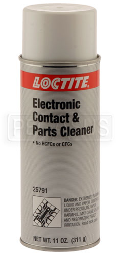Large photo of (HAO) Loctite Electrical Contact and Parts Cleaner, 11oz, Pegasus Part No. LT-25791