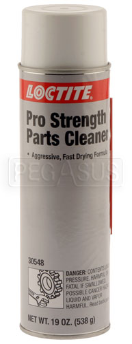 Large photo of (HAO) Loctite Pro Strength Parts Cleaner, 19oz Aerosol, Pegasus Part No. LT-30548