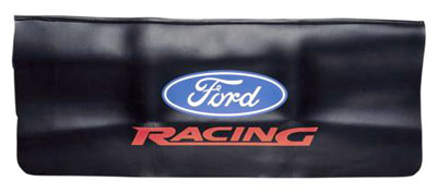 Large photo of Ford Racing Fender Cover, Pegasus Part No. M-1822-A2