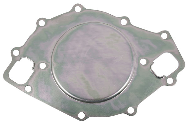 Large photo of Ford Big Block Water Pump Backing Plate, Pegasus Part No. M-8501-460BP
