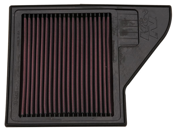 Large photo of 2010-12 Ford Mustang GT Air Filter, Pegasus Part No. M-9601-MGT