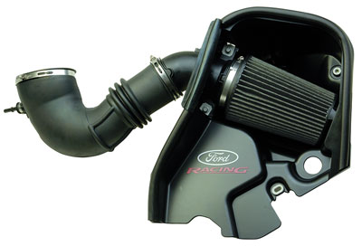 Large photo of Ford Mustang GT 4.6L Cold Air Tuner Kit (not calibrated), Pegasus Part No. M-9603-M463