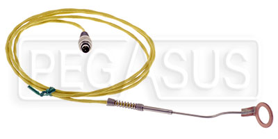 Large photo of MyChron 14mm CHT Thermocouple with 3-pin 712 Connector, Pegasus Part No. MC-014