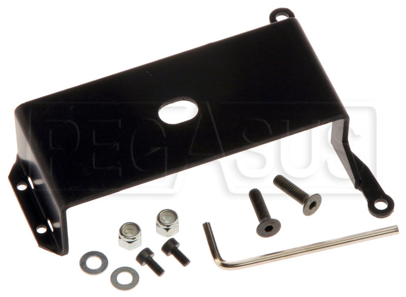 Large photo of Steering Wheel Bracket for MyChron 3 Kart Dash, Pegasus Part No. MC-023
