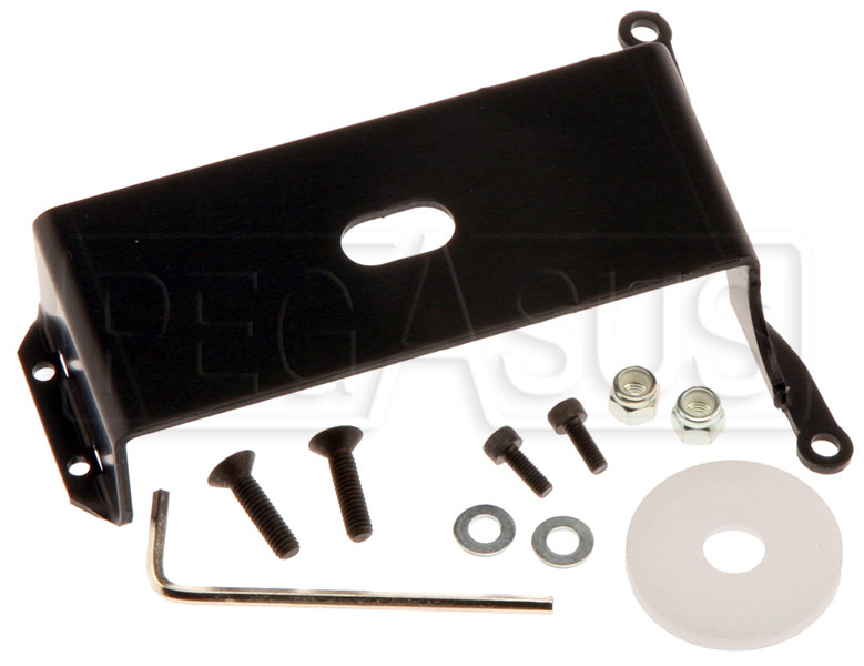 Large photo of Steering Wheel Bracket for MyChron 4 Kart Dash, Pegasus Part No. MC-024