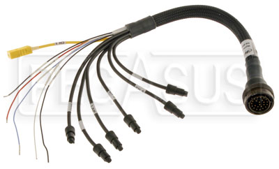 Large photo of Wire Harness for MyChron3 Auto Dash, Pegasus Part No. MC-209