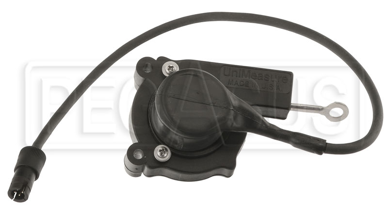 Large photo of AiM Steering Angle Sensor, String Pot Type, Pegasus Part No. MC-280