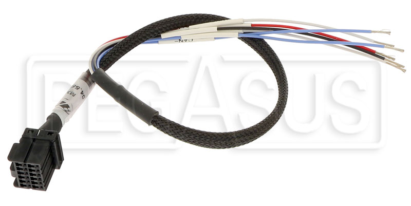 Large photo of Basic Wire Harness for MXL Strada Dash, Pegasus Part No. MC-341