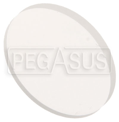Large photo of Replacement Outer Lens only, Single, for Original SmartyCam, Pegasus Part No. MC-566
