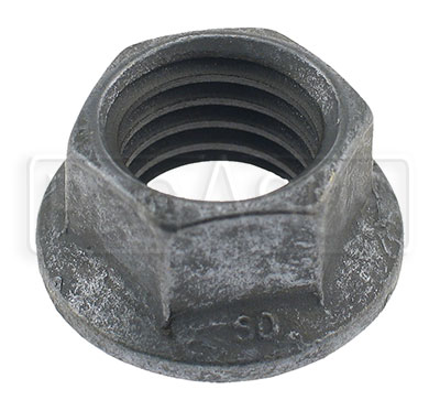 Large photo of Metric Jetnut, All Metal Locknut, Pegasus Part No. MJET-Size