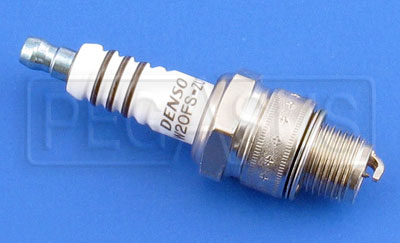 Large photo of Denso W20FSZU Platinum Plug for Briggs Raptor, Pegasus Part No. ND W20FSZU