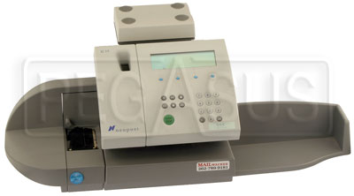 Large photo of Neopost IJ 35 Postage Meter with Scale, Pegasus Part No. NEOPOST