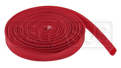 Large photo of OMP Fire Resistant Sheath, 10mm x 5 Meter Roll, Pegasus Part No. OMP-CD324/10