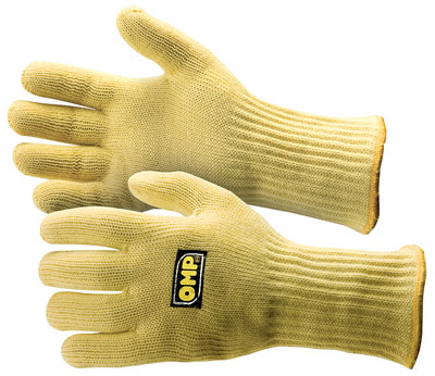 Large photo of OMP Long Kevlar Knit Gloves, 1 size (Pair), Pegasus Part No. OMP-NB1868
