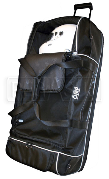 Large photo of OMP Travel Bag Plus, Officina Collection, Pegasus Part No. OMP-ORA2957