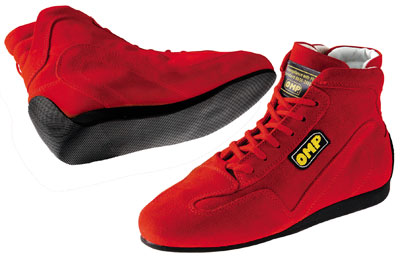 Large photo of OMP Imola Driving Shoe, FIA Approved, Pegasus Part No. OMP004-Size-Color