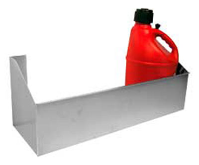 Large photo of Pit Pal Trailer Fuel Jug Rack - for Three, Pegasus Part No. PP182