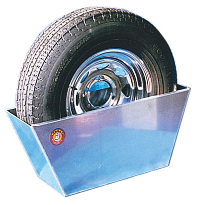 "Large photo of Pit Pal Spare Tire Holder, Large (up to 34"" diameter tires), Pegasus Part No. PP287"