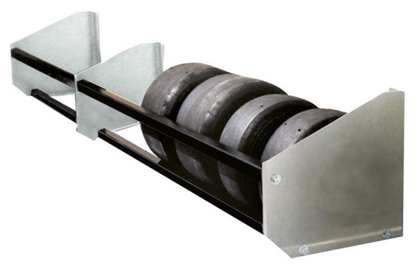 Large photo of (S) Pit Pal Karting Spare Tire Rack-complete kit in 2 boxes, Pegasus Part No. PP288