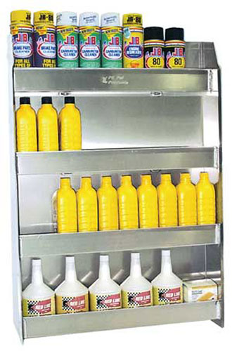 Large photo of Pit Pal Oil Storage Cabinet, Pegasus Part No. PP310