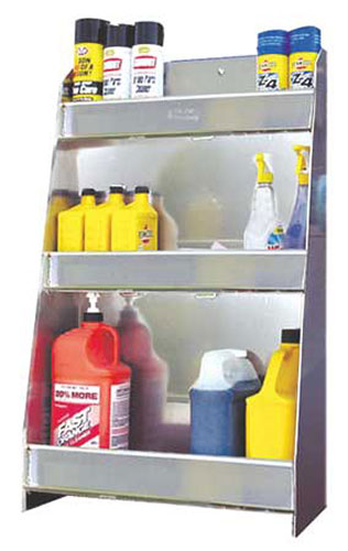 Large photo of Pit Pal Combo Storage Rack, Pegasus Part No. PP325