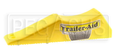 Large photo of Trailer Aid Lift Ramp -  Yellow, Pegasus Part No. PP601