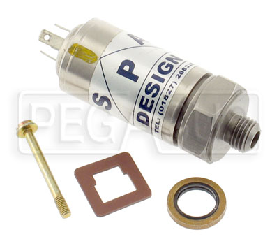 Large photo of SPA Spare Brake Bias Pressure Sensor, Pegasus Part No. PSU250B