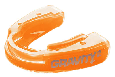 Large photo of Shock Doctor Gravity 2 Strapless Mouthguard, Pegasus Part No. SD-050