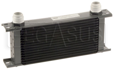Large photo of Setrab Series 6 Oil Cooler, 16 Row, AN16 Ports, Pegasus Part No. SET-616-4064