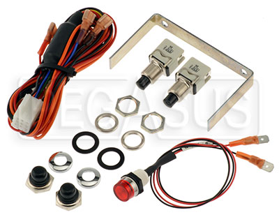 Large photo of Installation Kit for Stack ST400 Tachometer, Pegasus Part No. ST584
