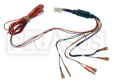 Large photo of Wiring Harness for Stack ST400 Tachometer, Pegasus Part No. ST594