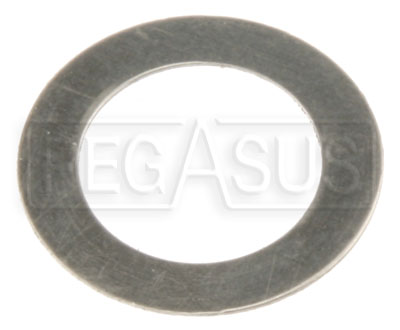 "Large photo of Pressure Seal Shim for 77 Series Master Cylinder, 5/8"", Pegasus Part No. TE 75-060"