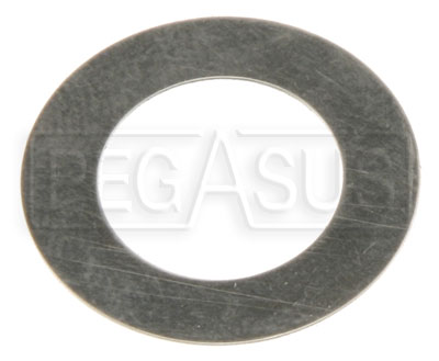 "Large photo of Pressure Seal Shim for 77 Series Master Cylinder, 3/4"", Pegasus Part No. TE 75-062"