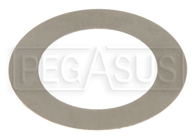 "Large photo of Pressure Seal Shim for 77 Series Master Cylinder, 15/16"", Pegasus Part No. TE 75-065"